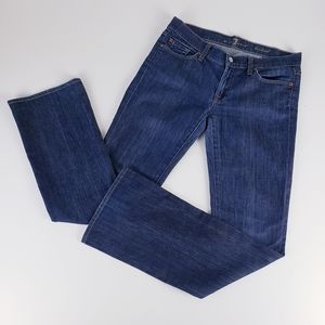 7 For All Mankind 7FAMK Boot Cut Jeans 30